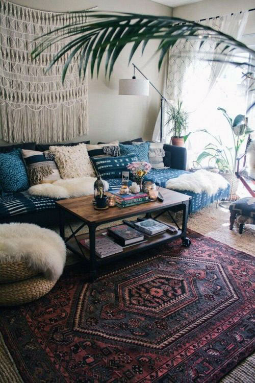 Bohemian house design ideas