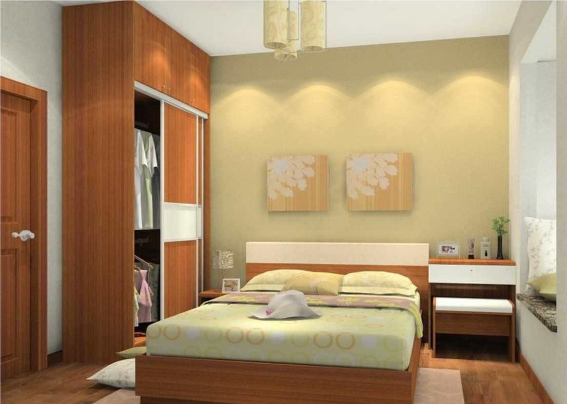 Simple Bedroom Design Ideas simple bedroom design for small space || check out the ideas +