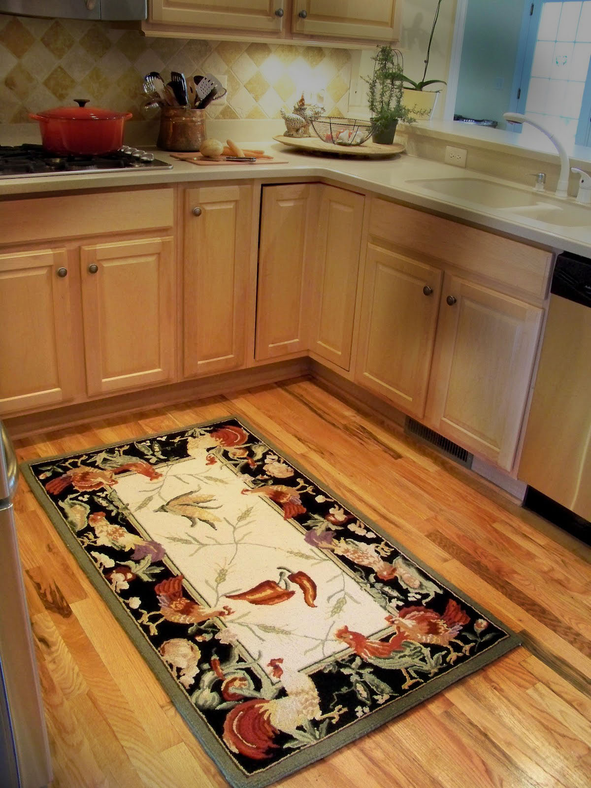 kitchen rug 3