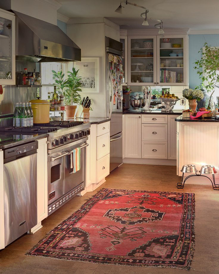 How To Choose The Best Kitchen Rug For Your Beloved