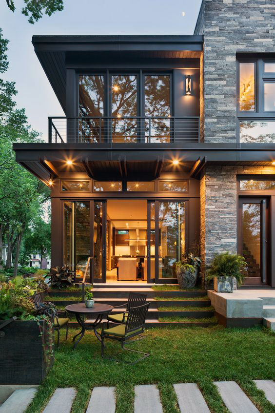 15 Exterior Home Design Ideas Inspire You With Spectacular ...