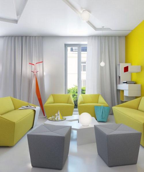 Hecale Minimalist Small House Furniture Idea