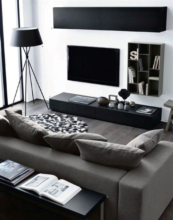 Modern Living Room Decoration Set 1