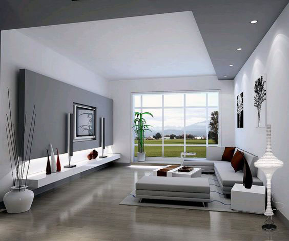 Modern Living Room Decoration Set 3