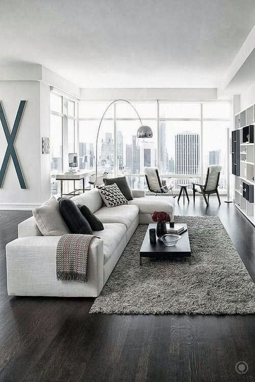 Modern Living Room Flooring2