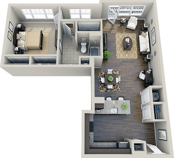 One story house plans and ideas