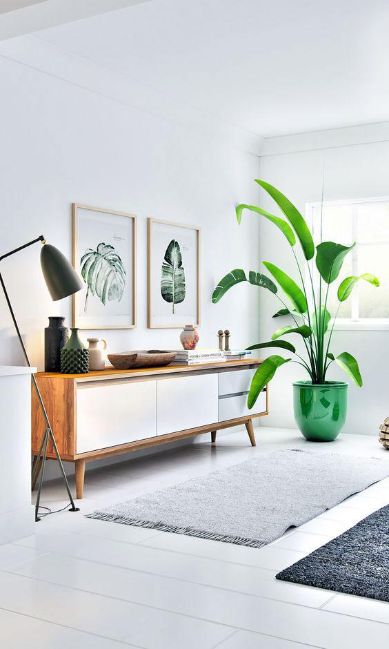 Scandinavian home interior design