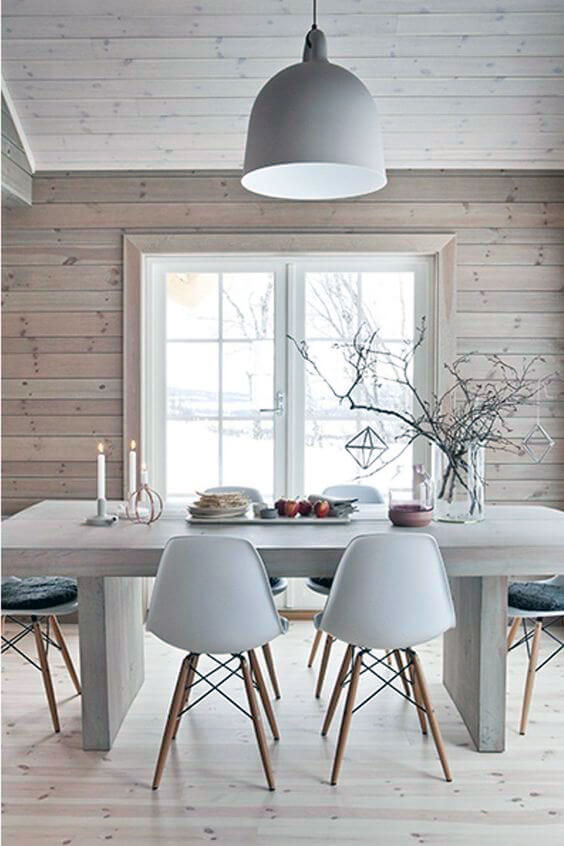 Scandinavian home interior design ideas