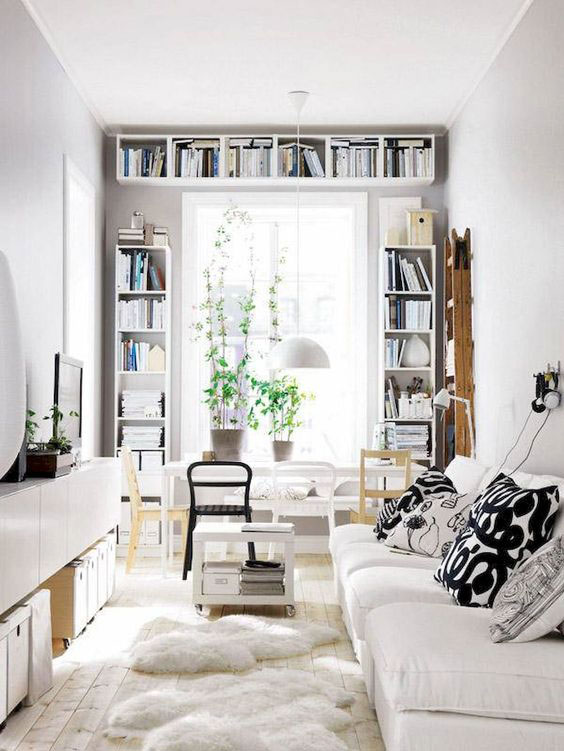 Simple Small Apartment Design Ideas || Great Ideas to ...