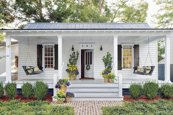Small House Exterior Design Ideas