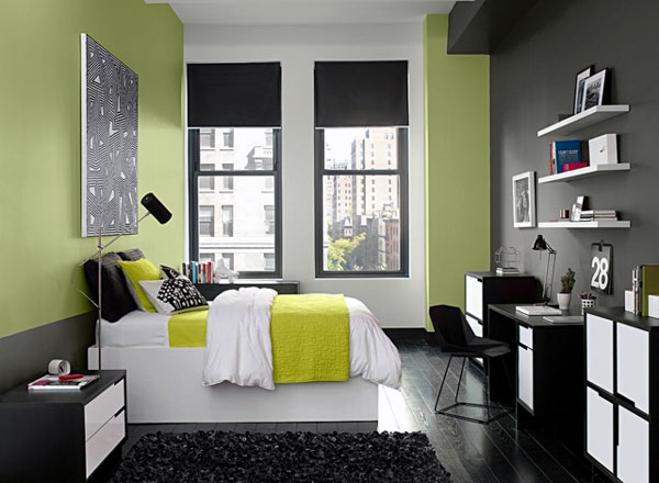 Bedroom Wall Color