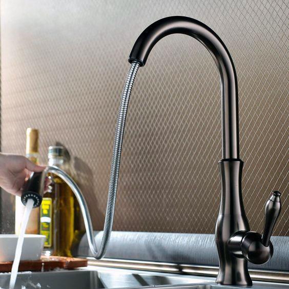 Commercial fusion faucet