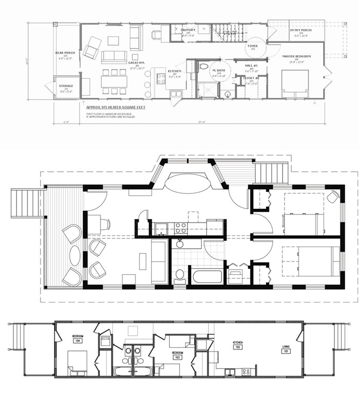 Modern house floor plans check out how to build your dream house roohome designs plans - Your dream home plans afford ...