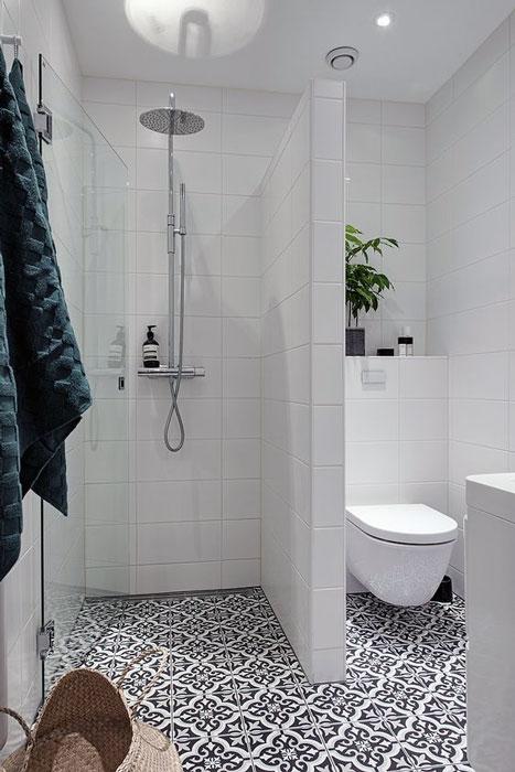 MInimalist small bathroom decor ideas