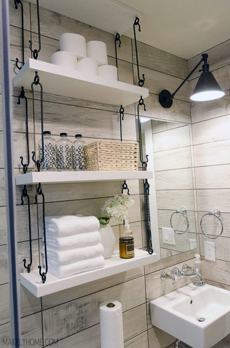 Small bathroom decoration ideas