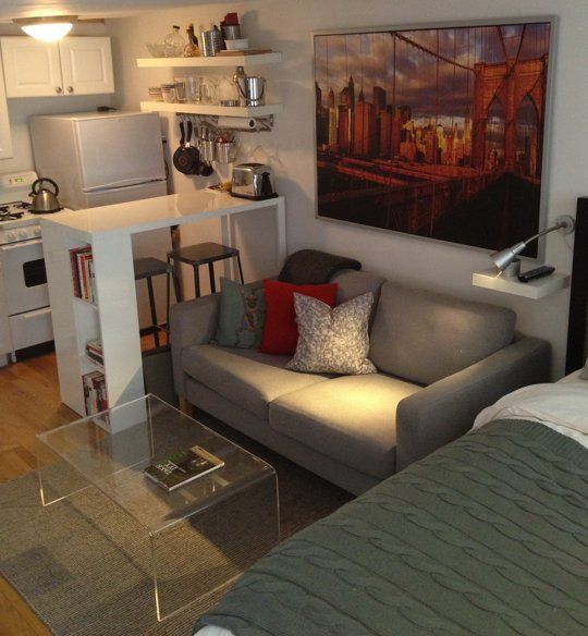 10 best small studio apartment