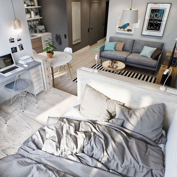The best studio apartment design ideas