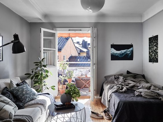 The best studio apartment design