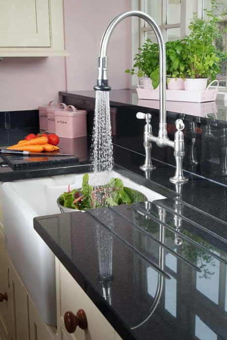 Best two handle kitchen faucet