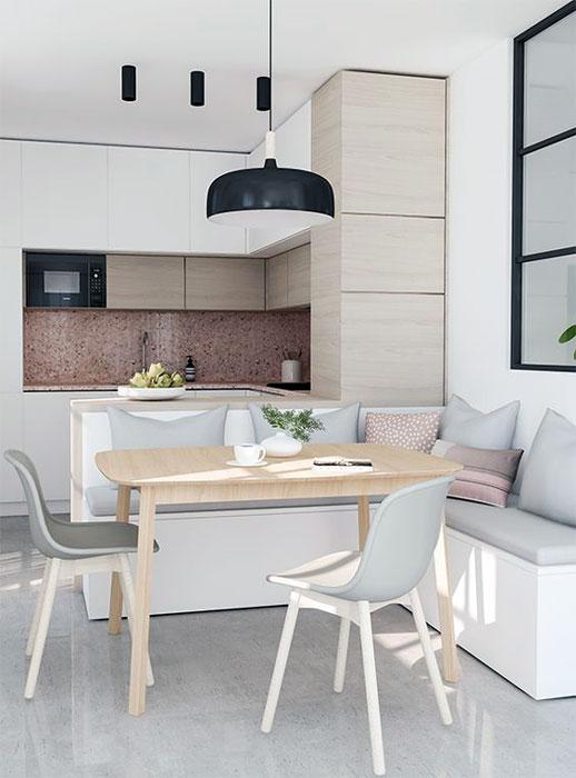 Interior Kitchen Design With Tv Room: Modern Dining Room Interior Design, Find Brilliant Ideas