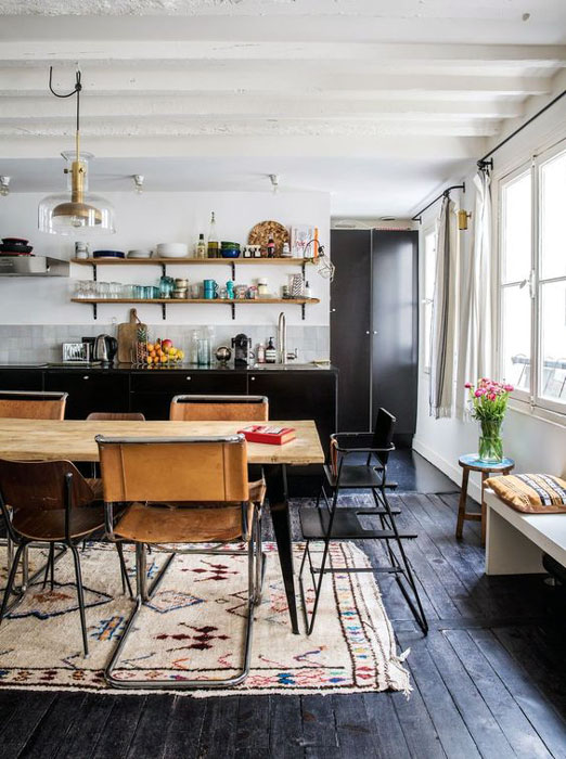 The best interior design ideas for spacious dining room