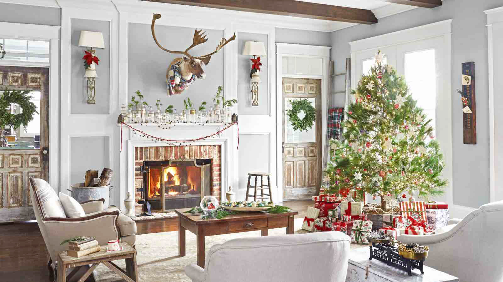 Christmas House Decoration Ideas | Let\'s Decorate Our House to ...