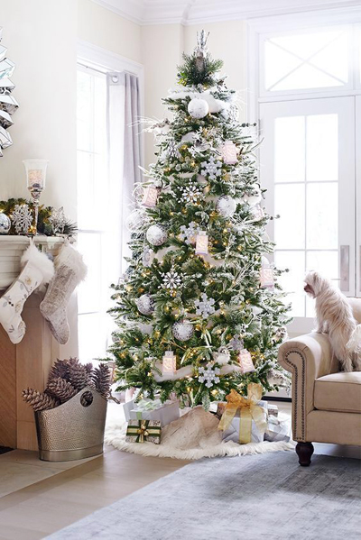 christmas living room decor 5
