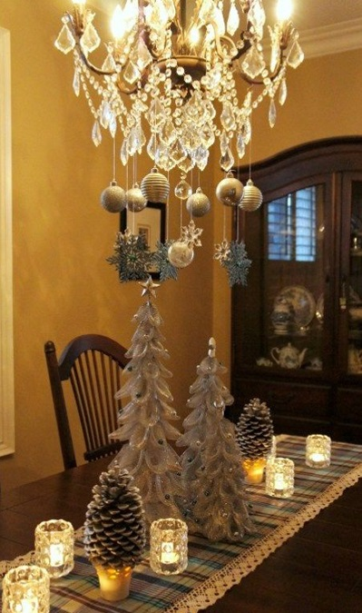 christmas dining room decor 3