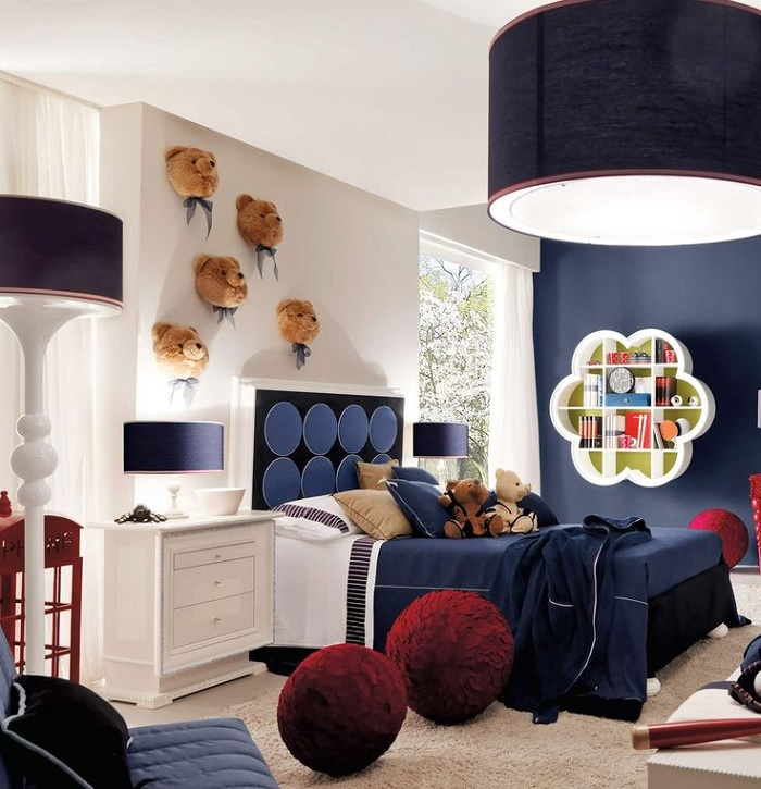 5 Simple Boy Bedroom Ideas To Apply Cheap Cost Wonderful Roohome