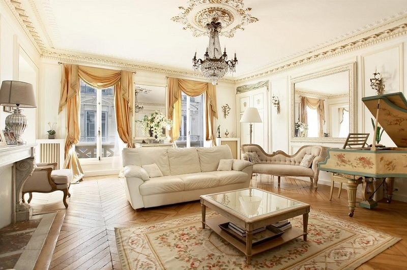 French Your Home Up with French-Style Antiques - RooHome
