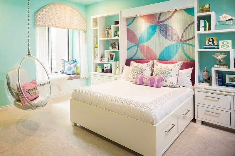 11 Easy Home Decor Tips to Design your Child\'s Bedroom - RooHome