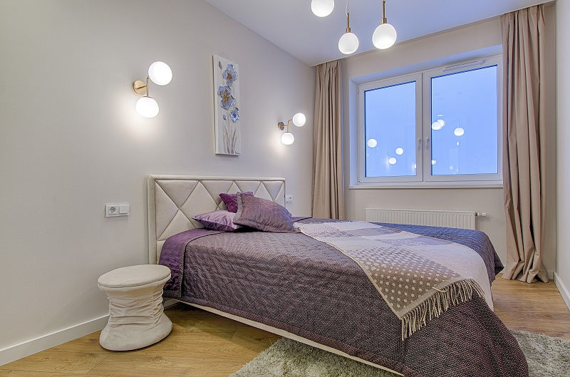 5 Tips For Making A Small Bedroom Look Bigger Roohome