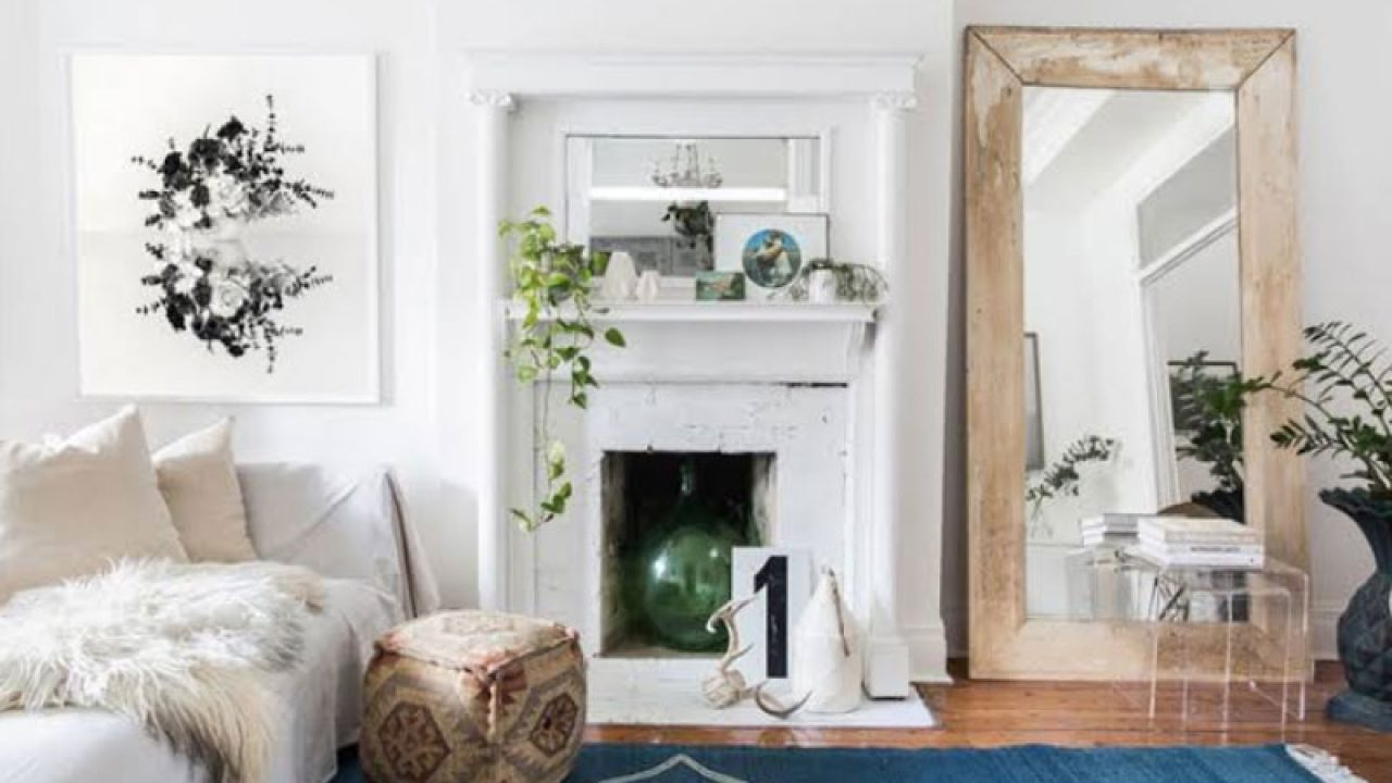 Simple Things That Will Make Your Small Living Room Look Bigger