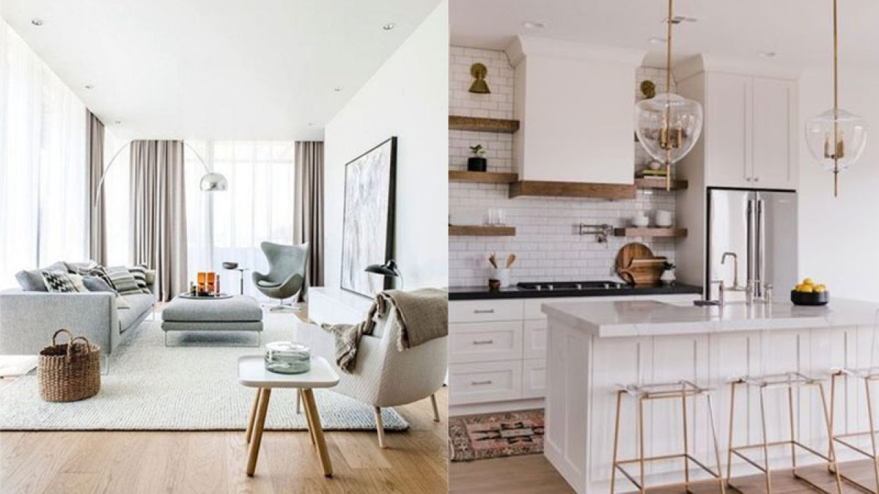 Modern Interior Design Fresh Scandinavian Apartment Design Roohome