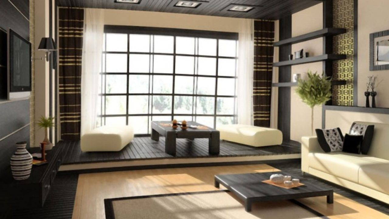 Why You Must Apply Japanese Design To, Japanese Living Room