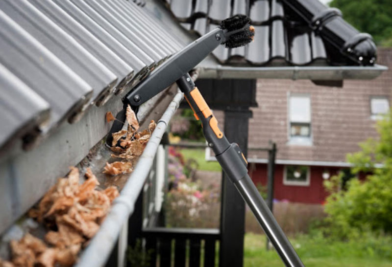 How To Do Gutter Cleaning Roohome