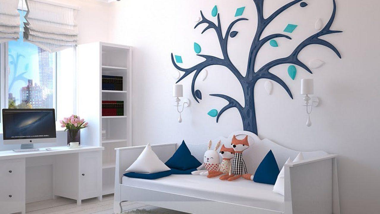 Fun Ideas For Kid S Bedroom Decor Roohome
