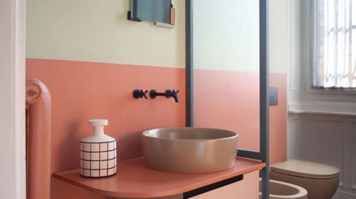 5 Paint Colour Ideas And Decoration For Small Bathroom Roohome