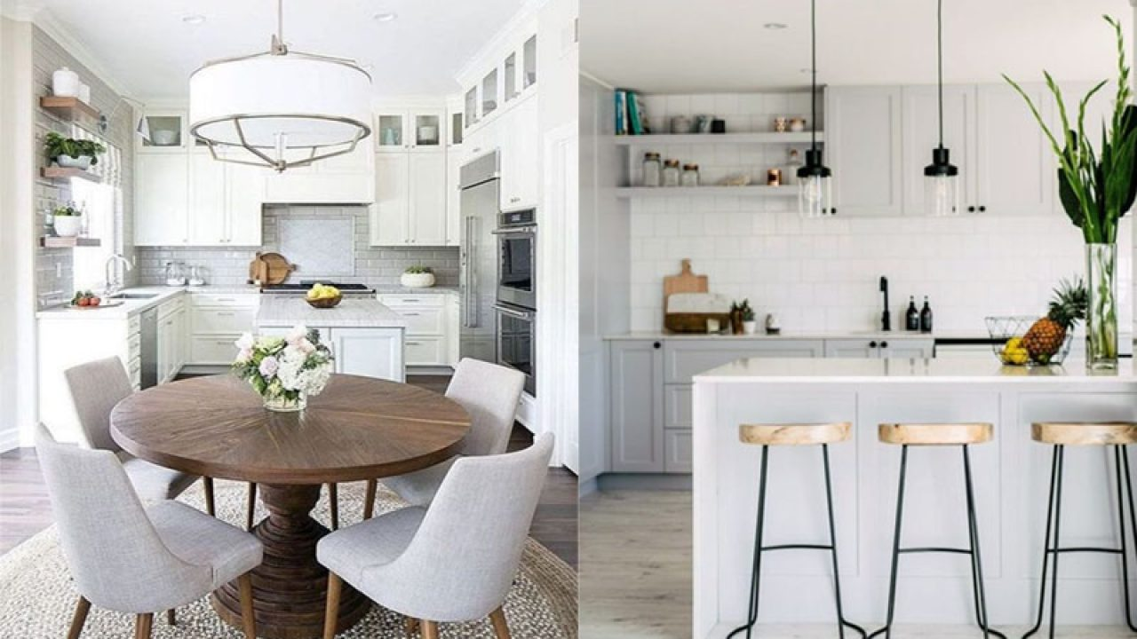 Beautiful Kitchen Dining Room Ideas Roohome