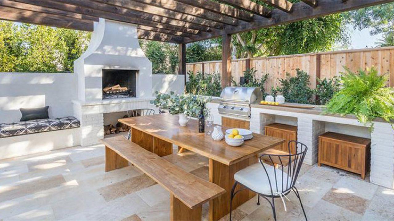 4 Best Outdoor Kitchen Design Ideas Roohome