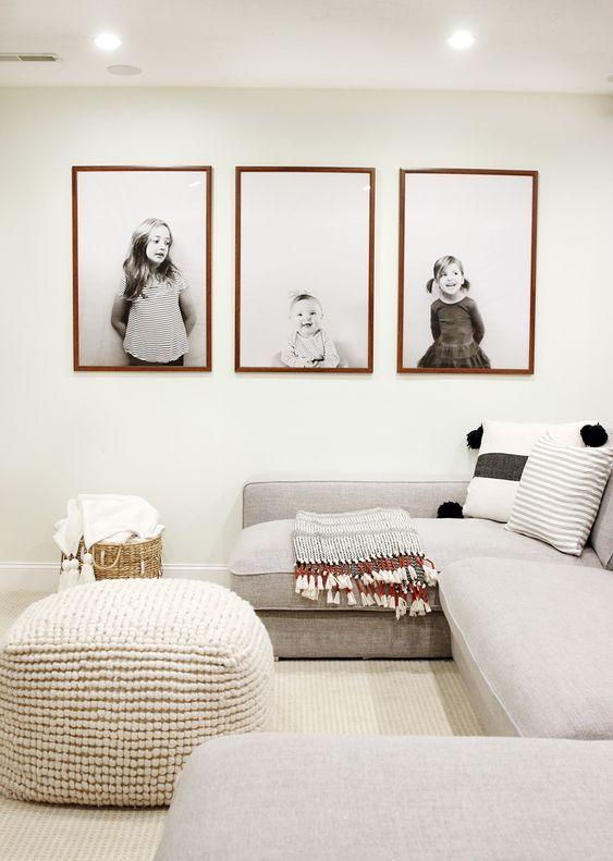 art living room decor