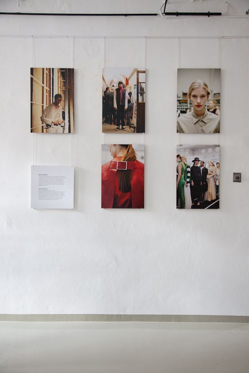 photo exhibition at home