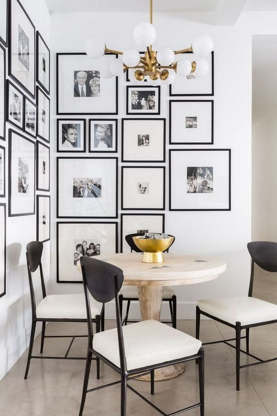 Right Lighting for Small Dining Room