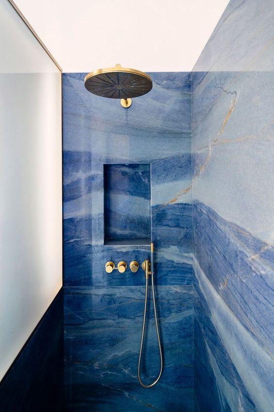 Blue Ocean Bathroom
