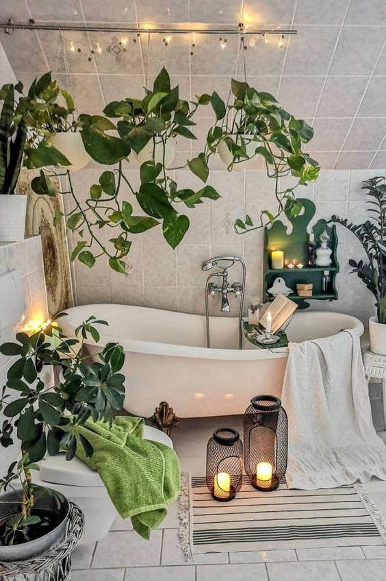 Relax Bathroom Decoration Ideas