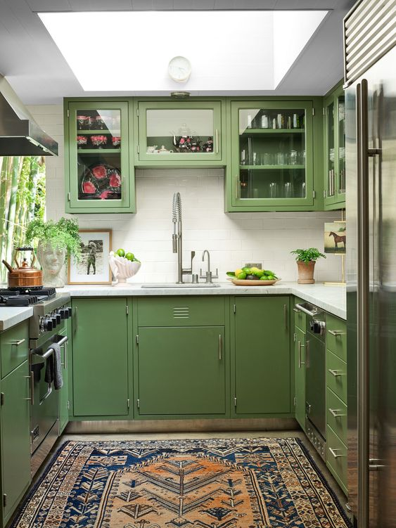 Fresh-Looked Kitchen Ideas