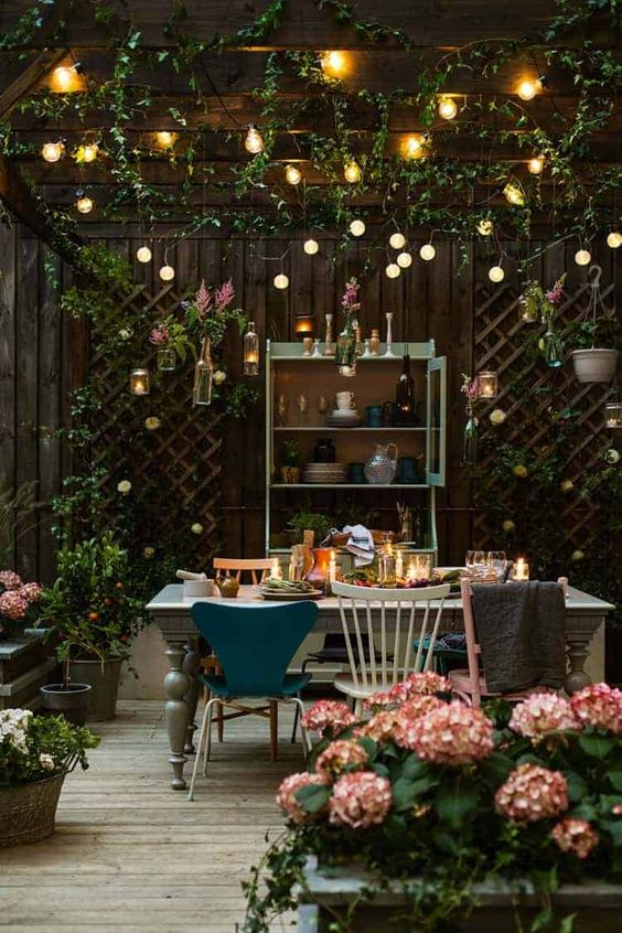 beautiful outdoor dining room ideas