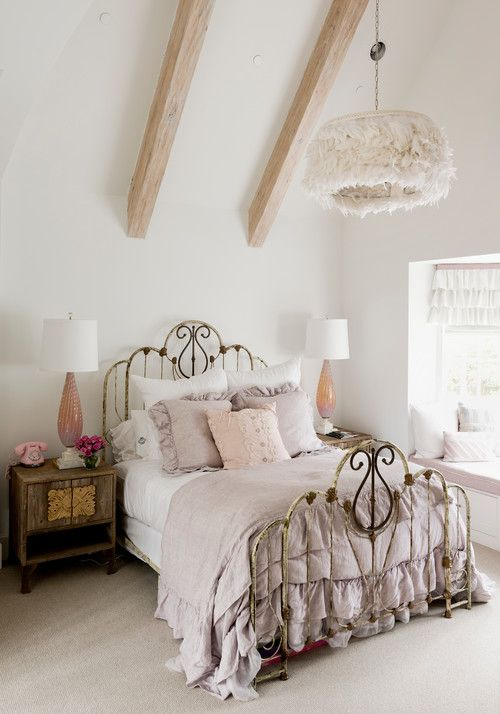 Simple Shabby Chic Bedroom Ideas