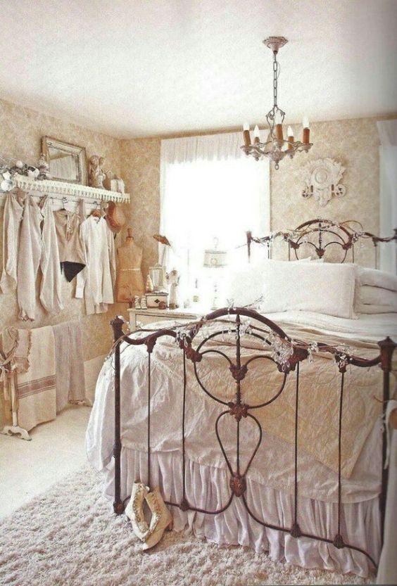 Classic Shabby Chic Bedroom Ideas