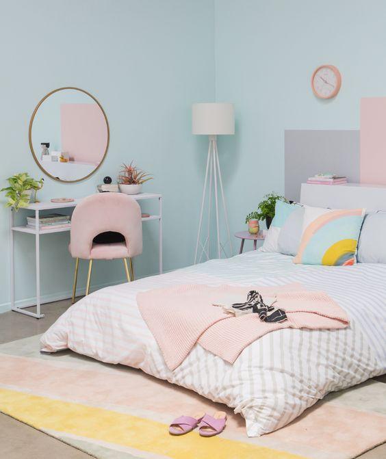 ocean bedroom colors